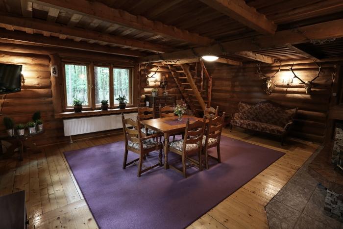 Bardzo Góralskie Domki Letniskowe w Malutkich-Domki Drewniane Wynajem  @HB-01
